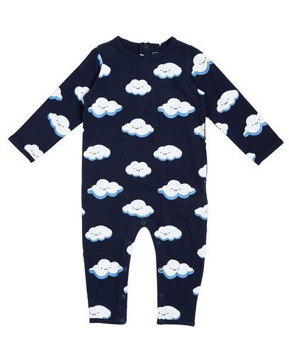 Nachtblauw pyjamapak